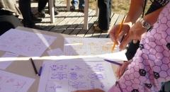 workshop pro pedagogy outdoor. 30.9.2011. Foto LD