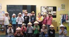 Program Vietnamci na ZŠ Nedvědova Olomouc