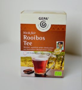 Bio rooibos sáčkový čaj