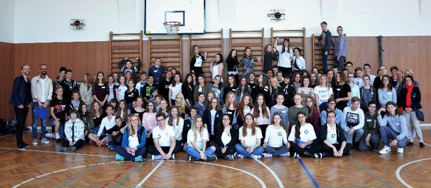 Akce Světové školy na Gymnáziu Hejčín-Olomouc