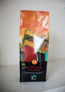 Zrnková káva Italské espresso