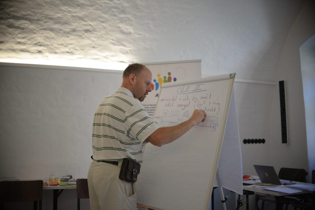 Setkání pedagogů